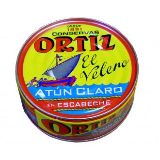 ATÚN CLARO EN ESCABECHE ORTIZ - 250G