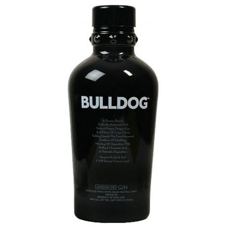 BULLDOG GIN - 70cl.