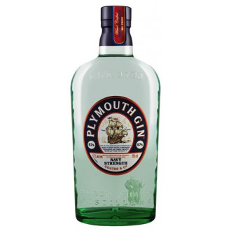 PLYMOUTH NAVY GIN - 70cl.