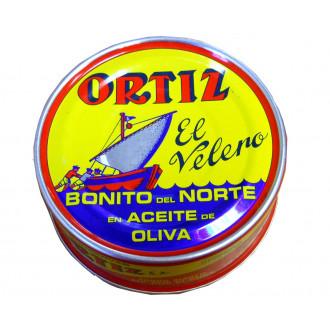 BONITO DEL NORTE EN ACEITE DE OLIVA ORTIZ - 250G