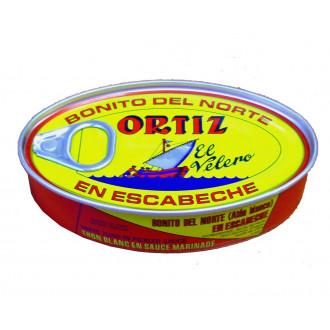 BONITO DEL NORTE EN ESCABECHE ORTIZ - 125G