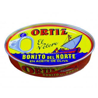 BONITO DEL NORTE EN ACEITE DE OLIVA ORTIZ - 125G