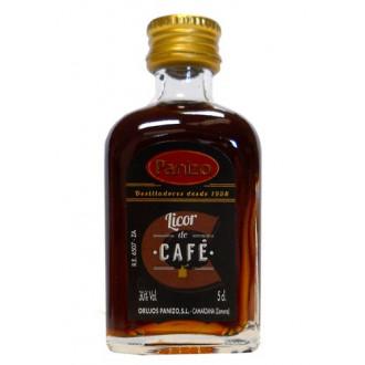 MINIATURA ORUJO DE CAFÉ PANIZO