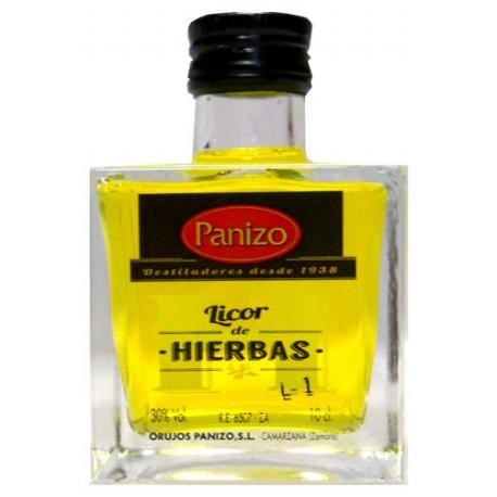 CUBO HIERBAS PANIZO - 10cl.