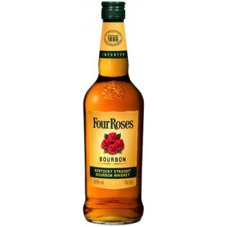 BOURBON FOUR ROSES - 70cl.