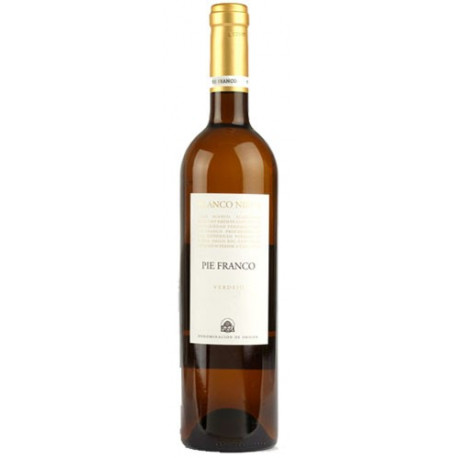 BLANCO NIEVA PIE FRANCO - 75cl.