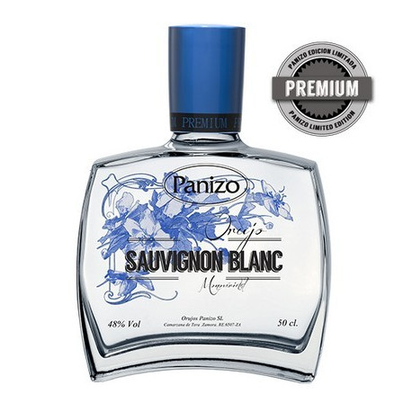 ORUJO MONOVARIETAL PANIZO -SAUVIGNON BLANC-70cl