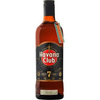 HAVANA CLUB 7 AÑOS - 70cl.