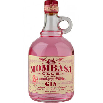 MOMBASA CLUB GIN STRAWBERRY 70 CL