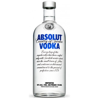ABSOLUT - 70cl.