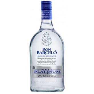BARCELÓ GRAN PLATINUM -70cl.