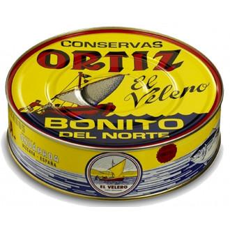 BONITO DEL NORTE ORTIZ - 1825g